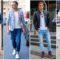 Mặc áo sơ mi quần jean nam nên mang giày gì? 6 cách phối đồ đẹp chuẩn