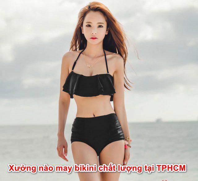 Nhận May Bikini, Đồ Bơi Theo Yêu Cầu TpHCM