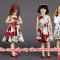 Xưởng sản xuất may gia công váy đầm trẻ em xuất khẩu
